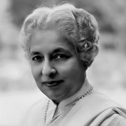 Smt. Vijaya Lakshmi Pandit